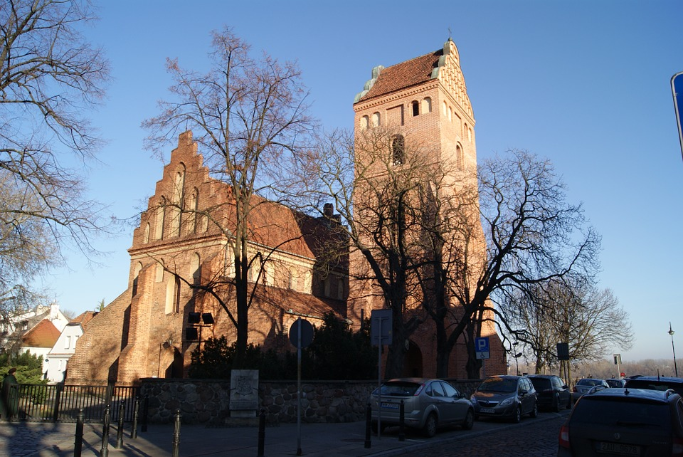 this image shows the monastery of the holy cross