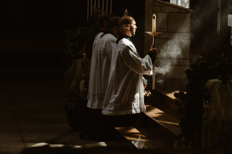 this picture shows saint john cantius church corpus cristi